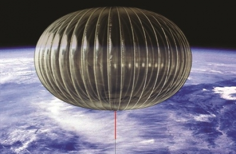 NASA balloon web