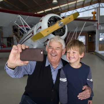 Attractions on-airport